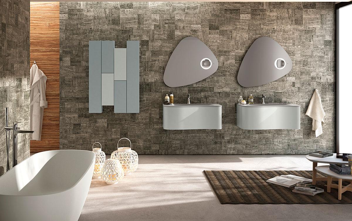 Salle de bains pose de carrelage et installation de for Armony cuisine et salle de bain